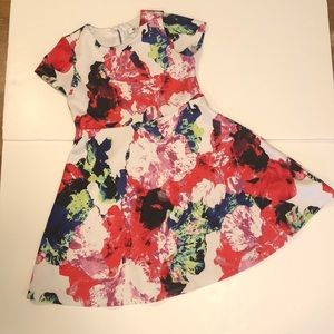 Milly for Target Girl's Floral Dress